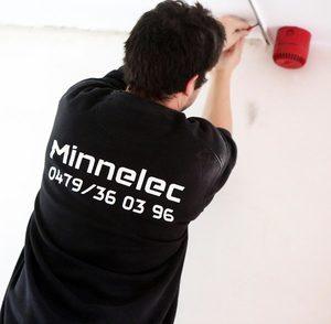 Electricité Minnoye Christophe - Electricien
